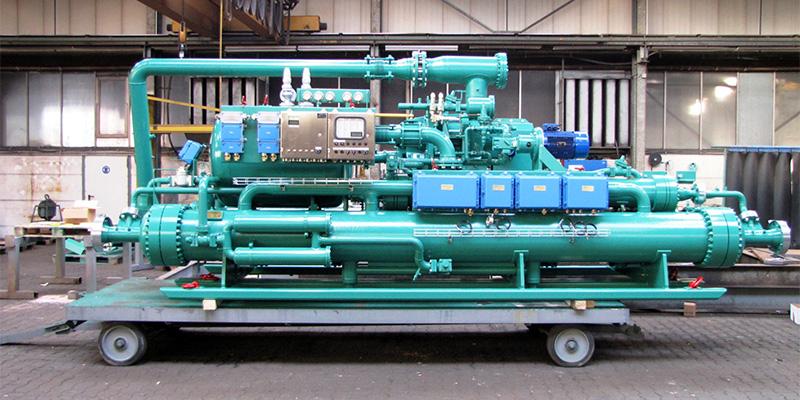 IDV Maschine zur Erzeugung von Kaltwasser
