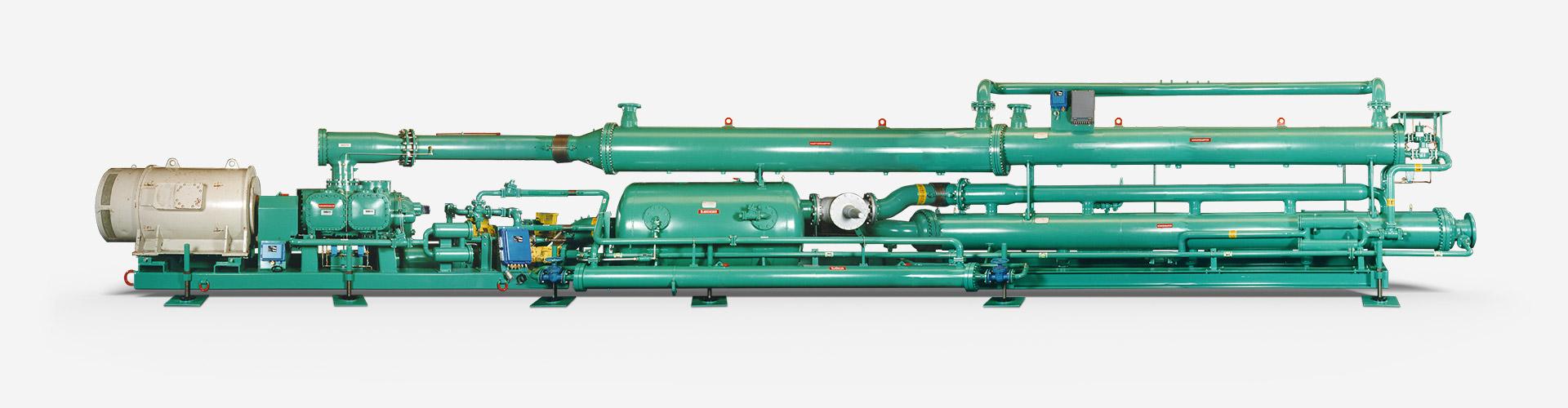 Kaltwassermaschine KM3000