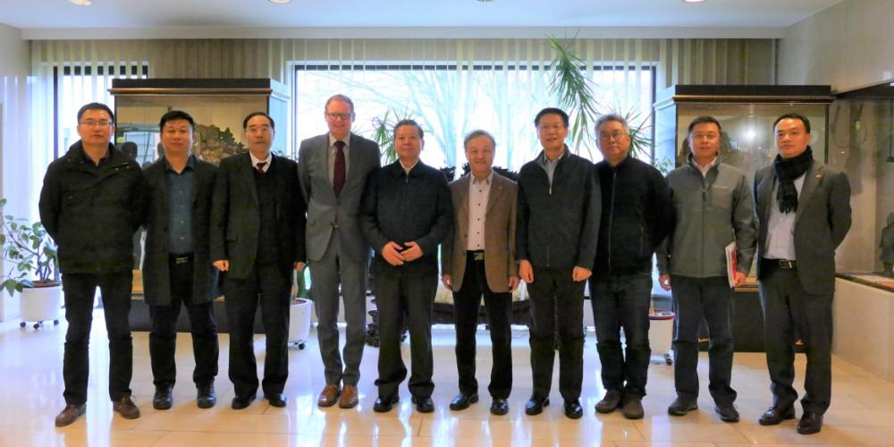 Chinesische Akademie der Ingenieurwissenschaften und CEIC