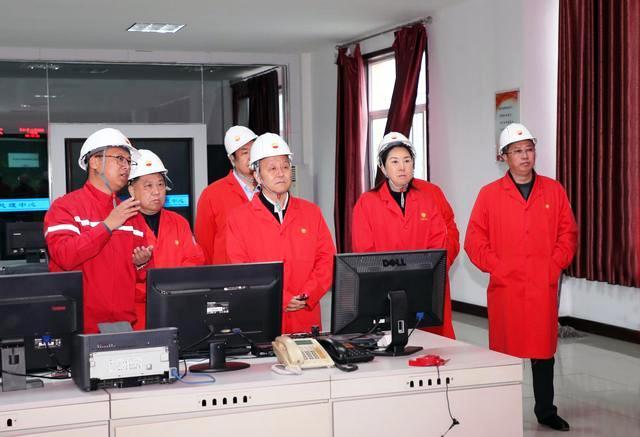 德国中国工商会会长、德国飞马集团董事长栾伟一行在沁水县考察